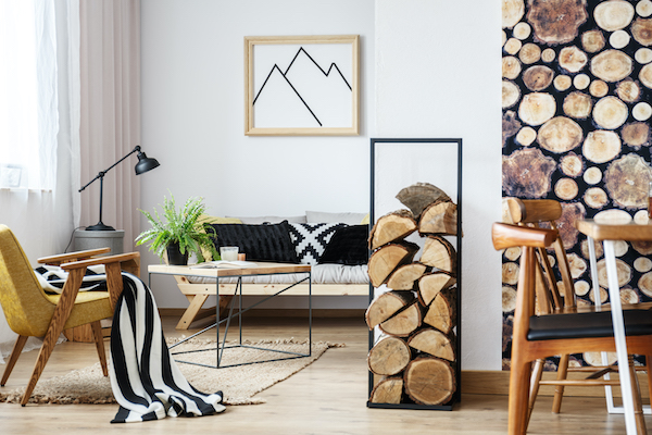 Tricks for making a space feel bigger